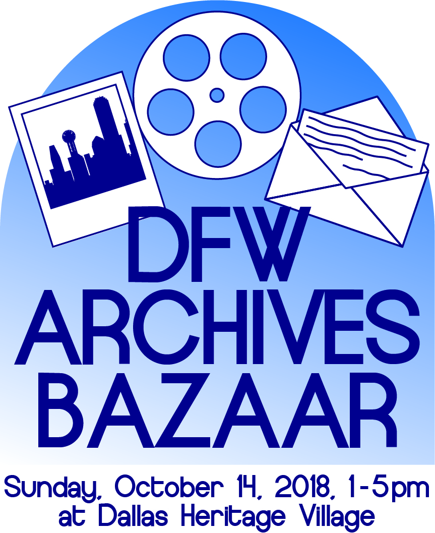 DFW Archives Bazaar Logo