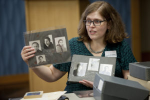 Dallas Holocaust Museum Archivist