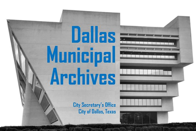 Dallas Municipal Archives