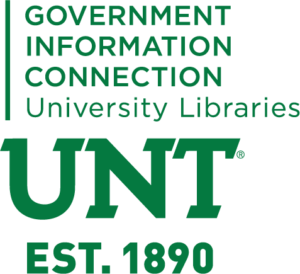 Government Information Connection-Stacked-Green