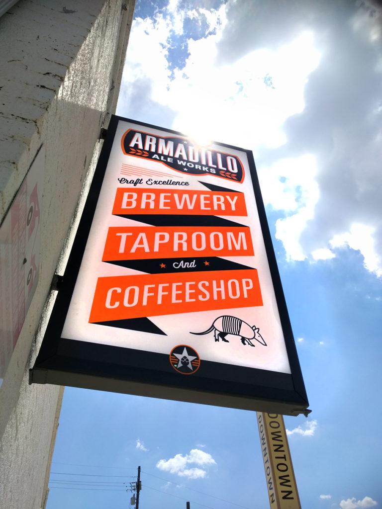 Armadillo Ale Works, Denton